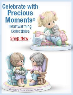 Celebrate with Precious Moments(R) - Heartwarming Collectibles - Shop Now