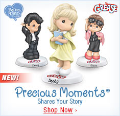 Precious Moments(R) Shares Your Story - Shop Now
