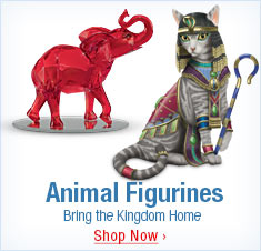 Animal Figurines - Bring the Kingdom Home - Shop Now