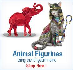 Animal Figurines - Bring the Kingdom Home - Shop Now