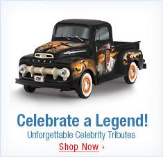 Celebrate a Legend! Unforgettable Celebrity Tributes - Shop Now