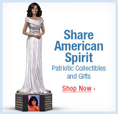 Share the American Spirit - Patriotic Collectibles and Gifts - Shop Now