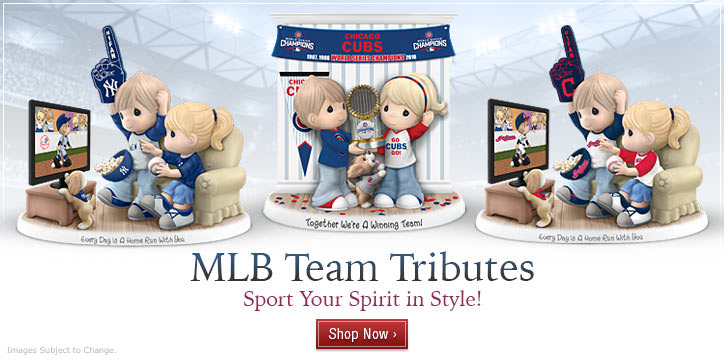 MLB Team Tributes - Sport Your Spirit in Style - Shop Now