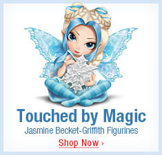 Touched by Magic - Jasmine Becket-Griffith Figurines - Shop Now