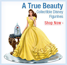 A True Beauty - Collectible Disney Figurines - Shop Now