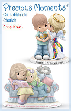 Precious Moments(R) Collectibles to Cherish - Shop Now