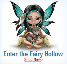 Enter the Fairy Hollow - Shop Now