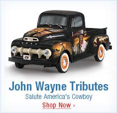 John Wayne Tributes - Salute America's Cowboy - Shop Now