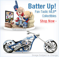 Batter Up! Fan-Tastic MLB(R) Collectibles - Shop Now