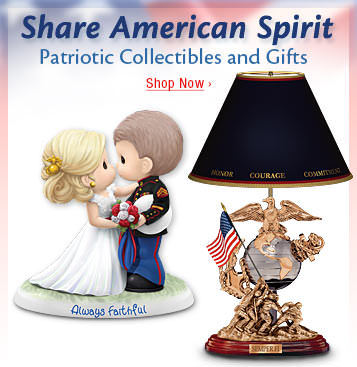 Share American Spirit - Patriotic Collectibles and Gifts - Shop Now