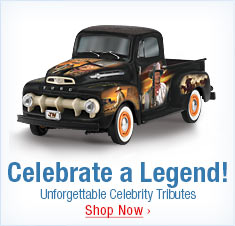 Celebrate a Legend - Unforgettable Celebrity Tributes - Shop Now