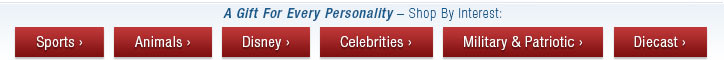 A Gift for Every Personality - Shop by Interest
