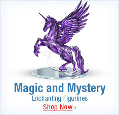 Magic and Mystery - Enchanting Figurines - Shop Now
