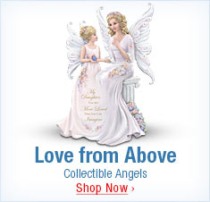 Love from Above - Collectible Angels - Shop Now