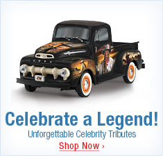 Celebrate a Legend! Unforgettable Celebrity Tributes - Shop Now