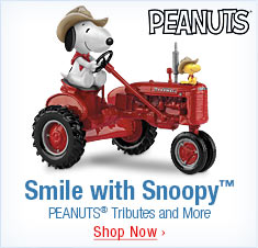 Smile with Snoopy(TM) - PEANUTS(R) Tributes and More - Shop Now