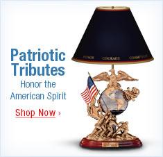 Patriotic Tributes - Honor the American Spirit - Shop Now