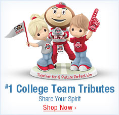 #1 College Team Tributes - Share Your Spirit - Shop Now