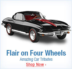 Flair on Four Wheels - Amazing Car Tributes - Shop Now