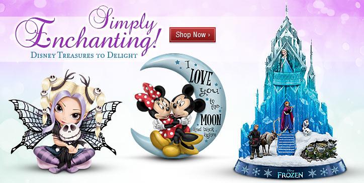 Simply Enchanting! Disney Treasures to Delight - Shop Now
