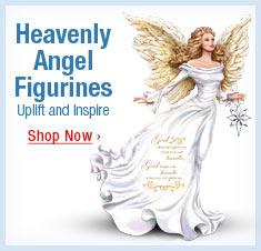 Heavenly Angel Figurines - Uplift and Inspire - Shop Now