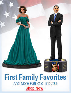 First Family Favorites And More Patriotic Tributes - Shop Now