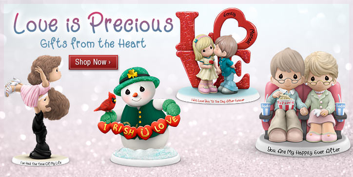 Love is Precious - Gifts from the Heart - Shop Now