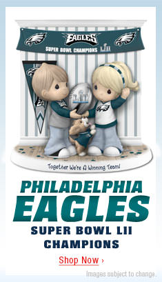 Philadelphia Eagles - Super Bowl LII Champions - Shop Now
