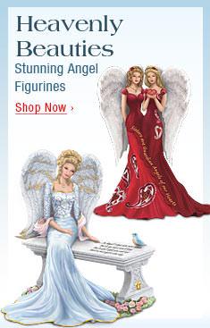 Heavenly Beauties - Stunning Angel Figurines - Shop Now