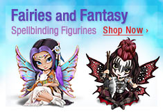 Fairies and Fantasy - Spellbinding Figurines - Shop Now