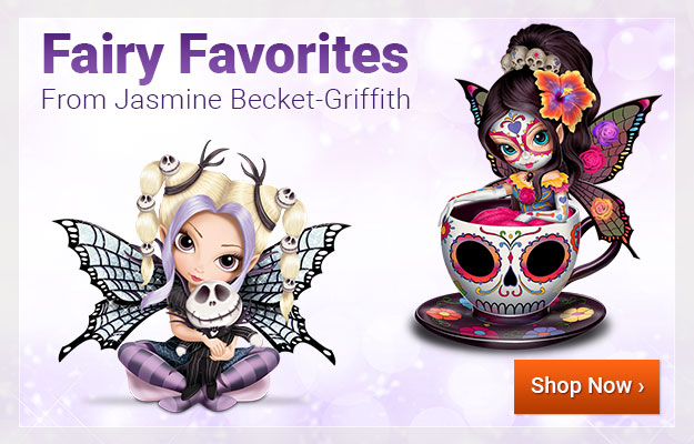 Fairy Favorites from Jasmine Becket-Griffith - Shop Now