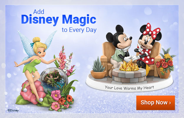 Add Disney Magic to Every Day - Shop Now