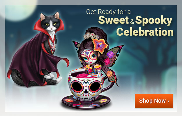 Get Ready for a Sweet & Spooky Celebration - Shop Now