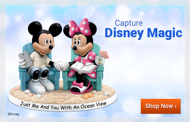 Capture Disney Magic - Shop Now
