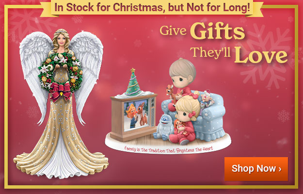 Give Gifts They'll Love - Shop Now