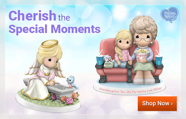 Cherish the Special Moments - Shop Now