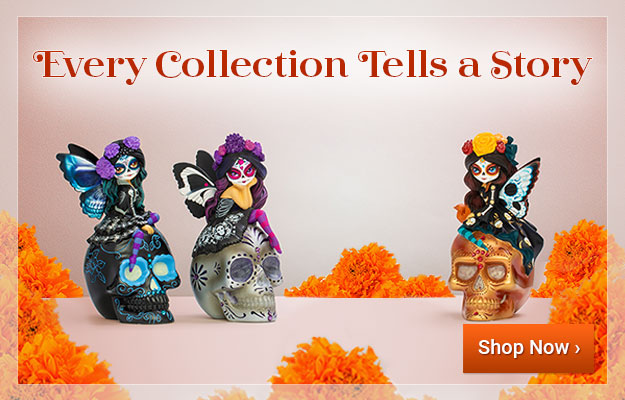 Every Collection Tells a Story - Shop Now