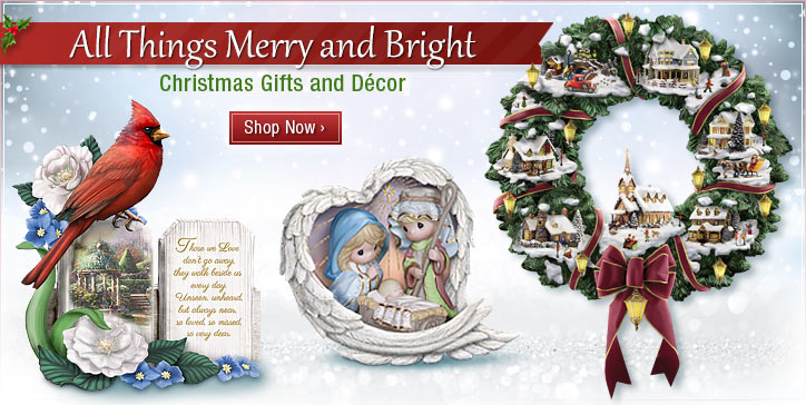 All Things Merry and Bright - Christmas Gifts and Décor - Shop Now