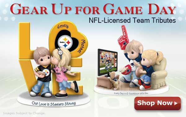 Gear Up for Game Day - NFL-Licensed Team Tributes - Shop Now