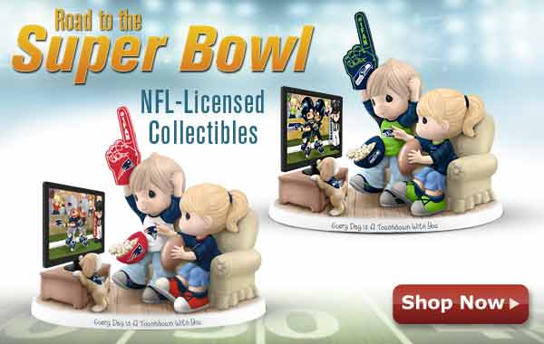 Road to the Super Bowl - NFL-Licensed Collectibles - Shop Now