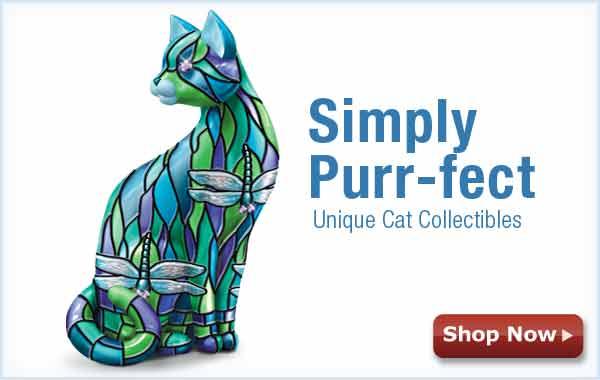 Simply Purr-fect - Unique Cat Collectibles - Shop Now