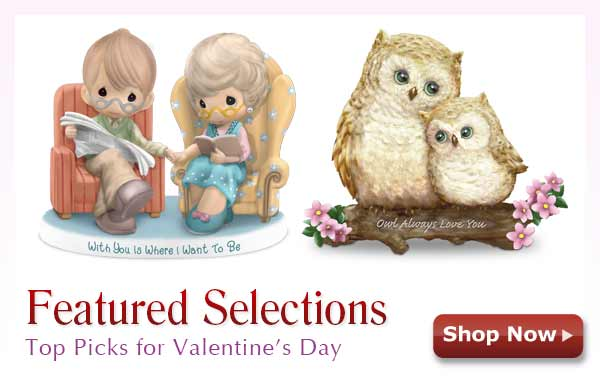 Featured Selections - Top Picks for Valentine's Day - Shop Now