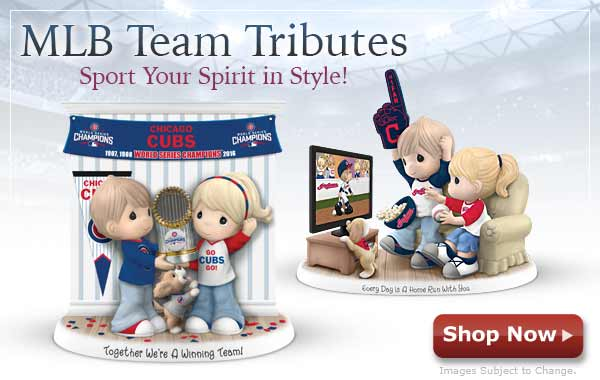 MLB Team Tributes - Sport Your Spirit in Style! - Shop Now