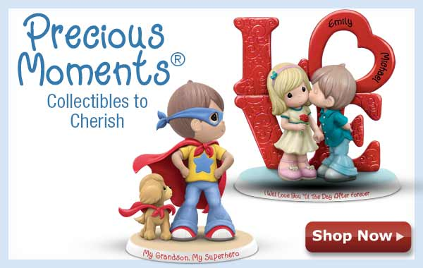 Precious Moments(R) - Collectibles to Cherish - Shop Now