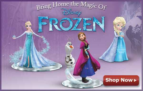 Bring Home the Magic of Disney's FROZEN(R) - Shop Now