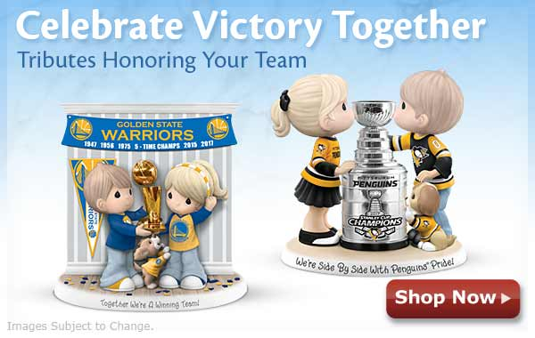 Celebrate Victory Together - Tributes Honoring Your Team - Shop Now