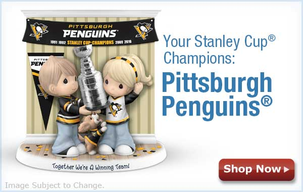 Your Stanley Cup(R) Champions: Pittsburgh Penguins(R) - Shop Now