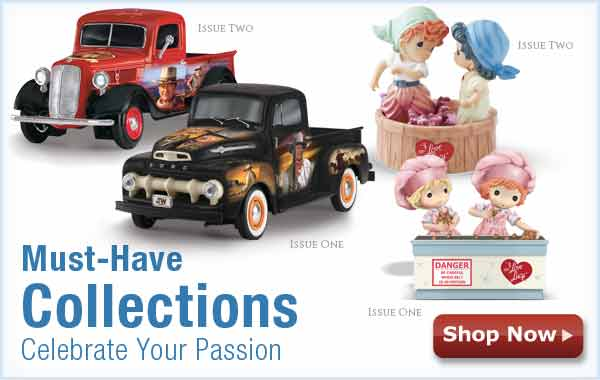 Must-Have Collections - Celebrate Your Passion - Shop Now - Shop Now