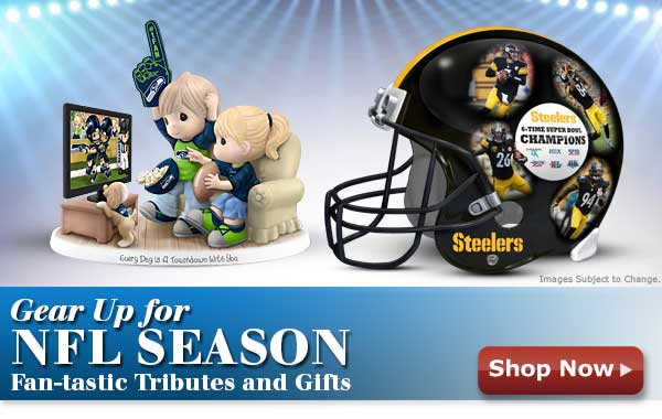 Gear Up for NFL Season - Fan-tastic Tributes and Gifts - Shop Now