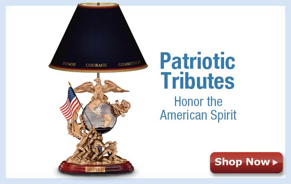 Patriotic Tributes - Honor the American Spirit - Shop Now